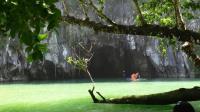 菲律賓的奇幻世界 全球唯一能行舟的地底河