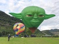 第2屆石門水庫熱氣球嘉年華 熱鬧開跑