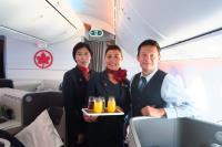 加拿大航空 風光重返台灣市場