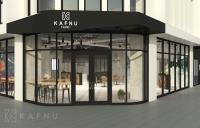 Kafnu進軍台灣 台北旗艦店10月開幕