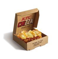 肯德基韓式Q辣披薩雞腿排  覆消對美食的想像