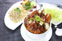 台中福華「海鮮之王雙饗道」 波士頓龍蝦大口吃
