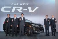 引领SUV新思维  All New CR-V正式登台