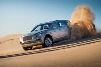 Bentley將進軍PHV市場,Bentayga將是首款