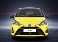 黑黄「小鸭」帅靓登场,Toyota Yaris英伦特仕车发表