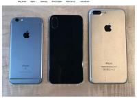iPhone 8空殼樣品曝光 可能長這樣