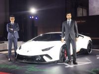 Lamborghini  Huracán Performante  磅礡登場