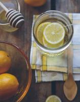 防中暑多喝水 自製水果水增飲用量