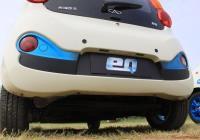 德國Daimler與中國Chery兩個電動車品牌將共存共榮