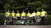 Aston Martin 推出全新「One-Off」競速用車