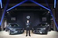 VOLVO  V90 & V90 Cross Country 跨界登台
