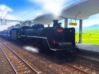 今夏最後蒸汽火車「寶島1號」前進豐年祭