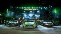 Mercedes-AMG 50週年   GT R震撼登台