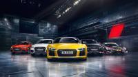 Audi Driving Experience 極限體驗營開始報名