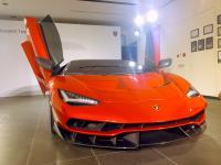 全球限量Lamborghini Centenario震撼登台