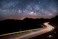 馬國學生拍台灣夜景 捕捉完美畫面