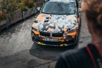 BMW X 系列最新成員 X2 高清有碼照曝光!