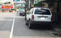 車停在白線上還挨罰 逆向停車惹禍