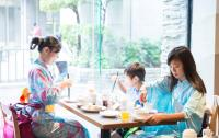 欣葉日本料理 浴衣和服午茶Party大獲好評