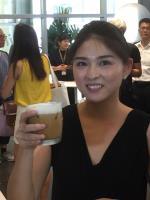咖啡拚創新!全球首家膠原飲咖啡進駐台北東區