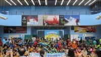 2017運動中心聯合桌球邀請賽完美落幕