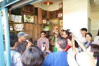 埔里青農小舖開幕  在地蔬果與創意冰淇淋吸人氣