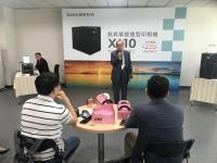 誠研X610熱昇華極速型印相機  在台正式發表