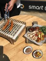 中秋BBQ烤肉趣  盡在smartPopUpTaipei