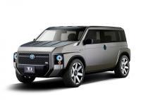 硬派商旅廂車Toyota Tj Cruiser概念華麗出場