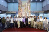 走進畫作認識台北 在台北探索館看見不一樣的郭雪湖