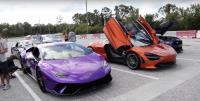 McLaren 720S對決 Lamborghini Huracan Performate影片