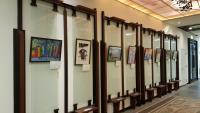 自閉症者及智能障礙者繪畫暨攝影作品展開展