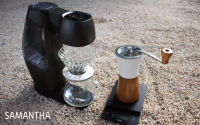 全球第一台智慧咖啡機Samantha  11/17台北國際咖啡展現身