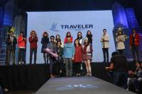 TRAVELER 2017秋冬時尚主秀 王心恬經典詮釋紐約華美風