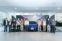 台灣福斯汽車攜手新款Golf R 車主寫下嶄新篇章