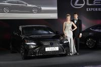 不畏大型豪華房車市場萎縮 LEXUS LS500、500h連袂登台