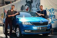 Škoda帶領全民一起「聰明的 就動」