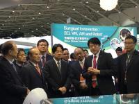 台灣醫療科技展,秀傳醫療體系展現「跨界創新、無縫醫療、無界醫院」