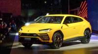 Lamborghini Urus 海外首發直擊速報