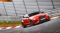 7分21秒成績 Jaguar XE SV Project 8刷新四門最速紀錄