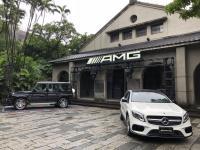 中華賓士AMG狂潮來襲50週年特展12/7松山文創登場