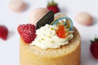 電影甜點搞最萌聯名 戚風蛋糕變身彩虹奇幻城堡!