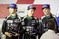 台啤健豪賽車隊 泰國武里南站賽獲分組第二佳績