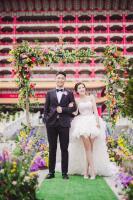 婚禮優惠專案12800起  圓山大飯店與新人一起見證真愛時刻
