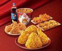 肯德基「金厚香濃起司雞」限定販售登場