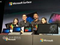 Surface Book 2二合一筆電 9日在台開賣