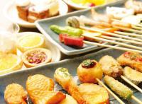 大阪知名「串家物語」來台 30種串炸南港搶鮮吃到飽