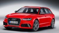 Audi A6 Avant 測試車現身雪地測試