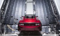 Tesla Roadster的火星之旅正式啟航