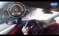 VW Up! GTI「0-100km/h」加速影片曝光